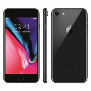 IPHONE 8 – 64GB ROM / 2GB RAM – 1821mAh – NOIR