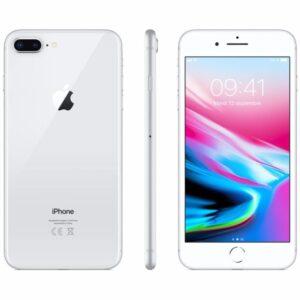 IPHONE 8 PLUS – 64GB ROM / 3GB RAM – 2691mAh – BLANC