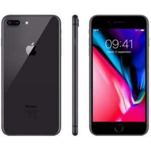 IPHONE 8 PLUS – 64GB ROM / 3GB RAM – 2691mAh – NOIR