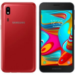 SAMSUNG GALAXY A2 CORE – 64GB ROM / 4GB RAM – 4000mAh - ROUGE