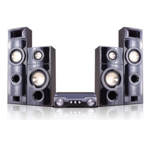 BAFFLE – SYSTEME AUDIO –LG ARX8 –RECEPTEUR AV –CANAUX 4.2