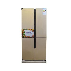 Réfrigérateur FTCDM-560NF - 450L - Gris Argent