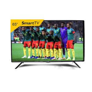 """SMART TV - 65"""" - LED - ULTRA HD - 4K - WIFI - NOIR"""
