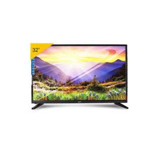 """TV LED STARSAT 32"""" - - 32LEST2 - HD - Décodeur Intégré - Noir"""