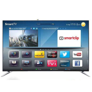 SMART TV LED STARSAT 50'' wifi - décodeur intégré - HDMI- USB - VGA
